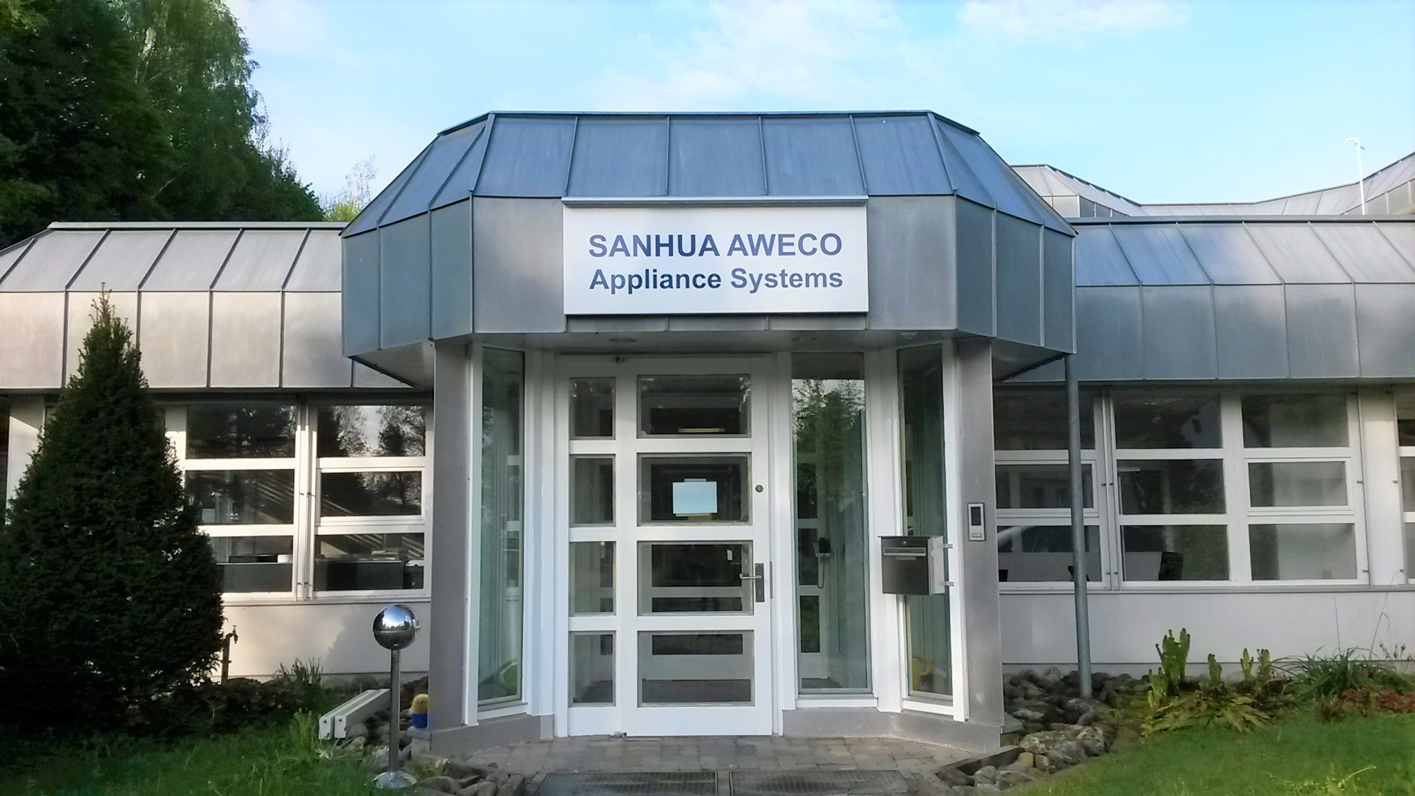 Neukirch, Germany. Sanhua Aweco