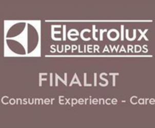Sanhua AWECO is nominated as Finalist for Electrolux Supplier Awards