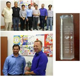 GE Award for SANHUA AWECO