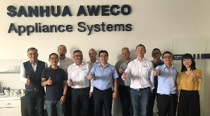 JUNE 2018: ANDREW WENG IN TYCHY PLANT